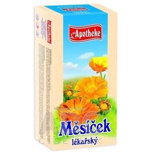 APOTHEKE ČAJ NECHTÍK LEKÁRSKY bylinný čaj v nálevových vreckách 20x1, 5 g (30 g) vyobraziť