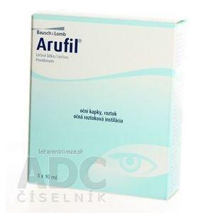 ARUFIL int opo (fľ.PE) 3x10 ml vyobraziť