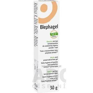 Blephagel sterilný gél na hygienu viečok a rias 1x30 g vyobraziť