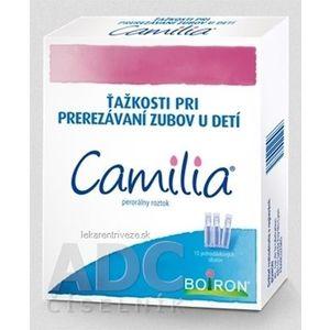 CAMILIA sol por (obal LDPE jednodáv.) 10x1 ml vyobraziť