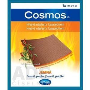COSMOS Hrejivá náplasť s kapsaicínom JEMNÁ (12, 5x15 cm) 1x1 ks vyobraziť