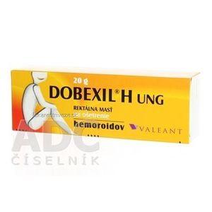 DOBEXIL H UNG ung rec 1x20 g vyobraziť