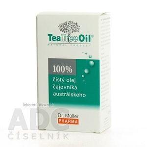 Dr. Müller Tea Tree Oil 100% čistý olej 1x30 ml vyobraziť