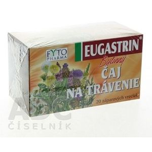 FYTO EUGASTRIN Bylinný čaj NA TRÁVENIE 20x1 g (20 g) vyobraziť