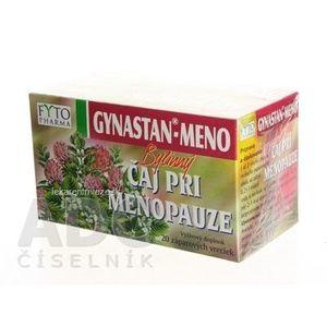 FYTO GYNASTAN-MENO Bylinný čaj pri menopauze 20x1, 5 g (30 g) vyobraziť
