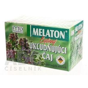 FYTO MELATON Bylinný UKĽUDŇUJÚCI ČAJ 20x1, 5 g (30 g) vyobraziť