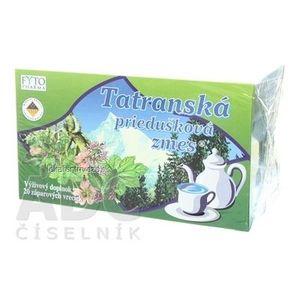FYTO Tatranská priedušková zmes Bylinný čaj 20x1 g (20 g) vyobraziť