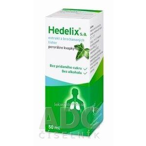 HEDELIX S.A. gtt por (liek.skl.hnedá) 1x50 ml vyobraziť