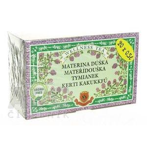 HERBEX MATERINA DUŠKA bylinný čaj 20x3 g (60 g) vyobraziť