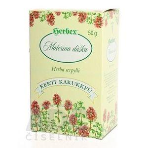 HERBEX MATERINA DUŠKA sypaný čaj 1x50 g vyobraziť