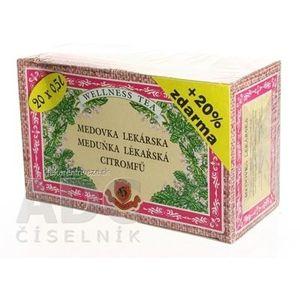 HERBEX MEDOVKA LEKÁRSKA bylinný čaj 20x3 g (60 g) vyobraziť
