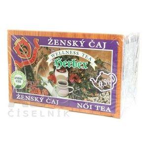 HERBEX ŽENSKÝ ČAJ bylinný čaj 20x3 g (60 g) vyobraziť