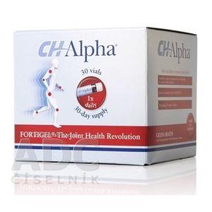 CH-Alpha ampulky na pitie (á 25 ml) 1x30 ks vyobraziť
