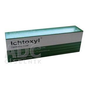 ICHTOXYL ung (tuba Al) 1x30 g vyobraziť