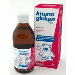 Imunoglukan P4H 1x250 ml vyobraziť