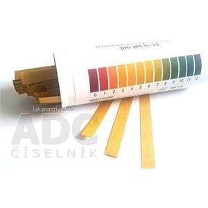 INDIKÁTOROVÝ PAPIERIK pH 0-12 univerzálny, prúžky 1x100 ks vyobraziť