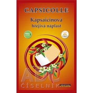 Kapsaicínová hrejivá náplasť CAPSICOLLE 12x18 cm 1x1 ks vyobraziť