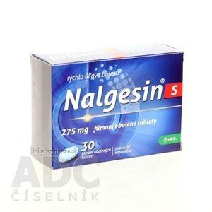 Nalgesin S tbl flm 275 mg (blis.Al/PVC) 1x30 ks vyobraziť