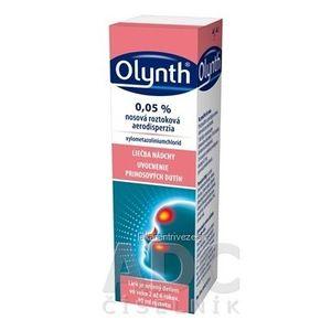 Olynth 0, 05 % aer nao 1x10 ml vyobraziť