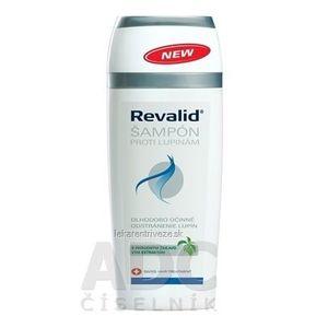 Revalid šampón proti lupinám 1x250 ml vyobraziť