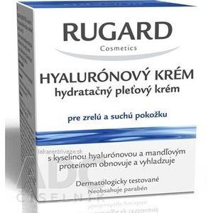 RUGARD HYALURÓNOVÝ KRÉM hydratačný pleťový krém pre zrelú a suchú pokožku, 1x50 ml vyobraziť