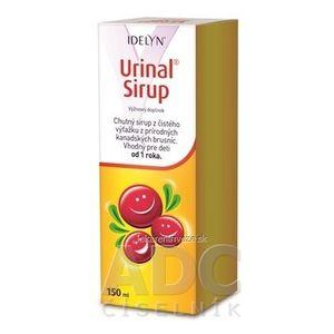Urinal Sirup 1x150 ml vyobraziť