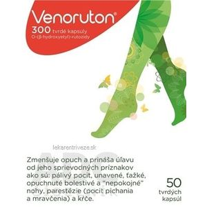 Venoruton 300 cps dur (blis.PVC/Al) 1x50 ks vyobraziť