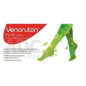 Venoruton Forte tbl 500 mg 1x60 ks vyobraziť