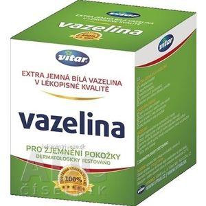 VITAR Vazelína extra jemná biela 1x110 g vyobraziť