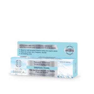 Prírodná sibírska zubná pasta Sibírska perla 100g vyobraziť