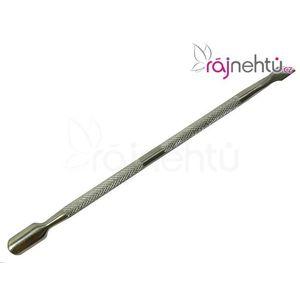 Exkavátor - zatlačovač nechtovej kožtičky, kovový E vyobraziť