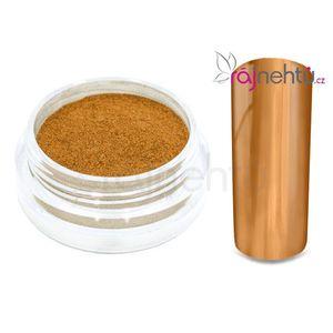 Chrómový pigment - Medená zlatá 1g vyobraziť