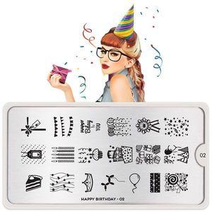Image doštička MoYou Happy Birthday 02 vyobraziť
