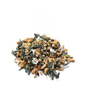 Japan genmaicha organic – japonský zelený čaj Bio TEA MARKET 50g vyobraziť