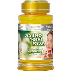 Amino 1000 star - vitamín C vyobraziť