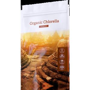 Chlorella Organic (Energy), 100g vyobraziť