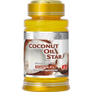 Coconut oil star vyobraziť