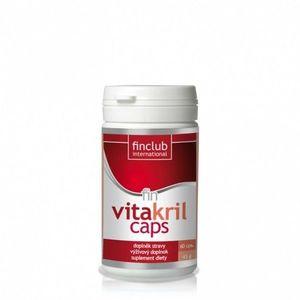 FIN Vitakrilcaps - rybí olej vyobraziť