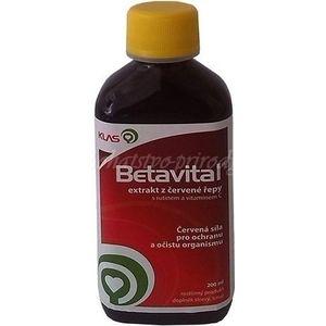 KLAS Betavital, 200ml vyobraziť