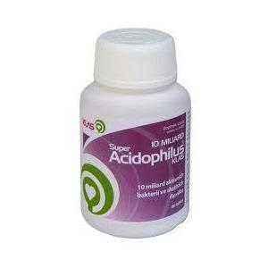 KLAS Super Acidophilus plus - 10 MILIARD vyobraziť