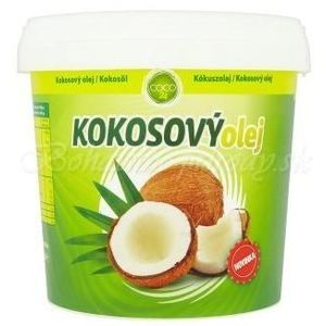 Kokosový olej Coco24, 2, 5litra vyobraziť