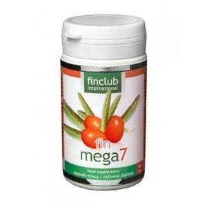 Mega7, 60 kapsúl - rakytník vyobraziť