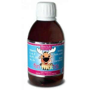 Multis, 250 ml - vitaminy vyobraziť