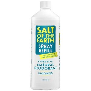 Prírodný kryštálový deodorant 1 liter - náplň vyobraziť