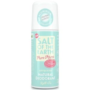 Prírodný kryštálový deodorant PURE AURA - melón, uhorka roll on 75 ml vyobraziť