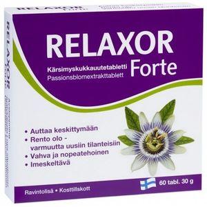 Relaxor Forte, 60 tabliet vyobraziť