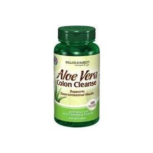 Tablety Aloe Vera COLON CLEANSE 120tbl. vyobraziť