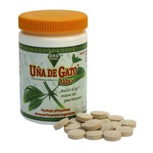 UŇA DE GATO (Vilcacora), tablety vyobraziť