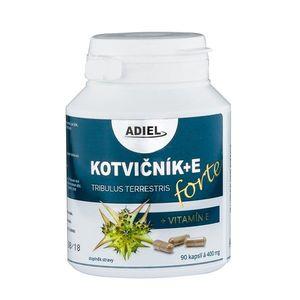 ADIEL Kotvičník zemný FORTE s vitamínom E 90 cps. vyobraziť