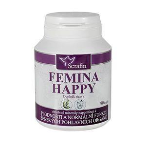 Serafin Femina Happy prírodné kapsule 90 ks vyobraziť